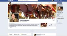 Online Saxophone Lessons Face Book Page